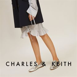 Offers from Charles & Keith in the Mumbai leaflet