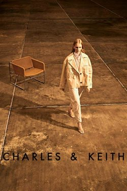 Charles & Keith catalogue ( 26 days left )