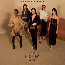 Charles & Keith catalogue ( Expired )