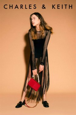 Charles & Keith offers in the Charles & Keith catalogue ( Expires today)