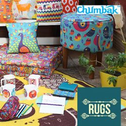 Offers from Chumbak in the Delhi leaflet