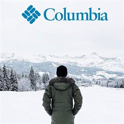 Offers from Columbia Sportswear in the Delhi leaflet