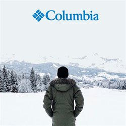 Offers from Columbia Sportswear in the Dehradun leaflet