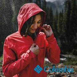 Offers from Columbia Sportswear in the Bangalore leaflet