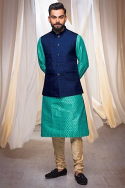 Men's jacket offers in the Manyavar catalogue in Delhi