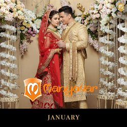 Clothes, shoes & accessories offers in the Manyavar catalogue in Rohtak
