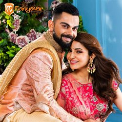 Clothes, shoes & accessories offers in the Manyavar catalogue in Vasai Virar
