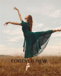 Forever New catalogue ( 24 days left )