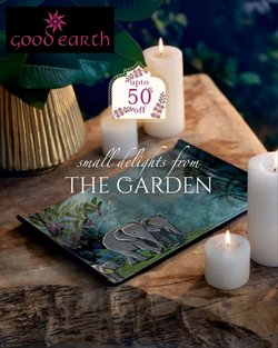 Home & Kitchen offers in the Goodearth catalogue ( 21 days left)