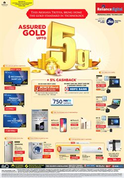 Mobiles & Electronics offers in the Reliance Digital catalogue in Delhi