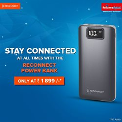 Mobiles & Electronics offers in the Reliance Digital catalogue in Vasai Virar