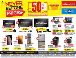 Offers from Reliance Digital in the Kurnool leaflet