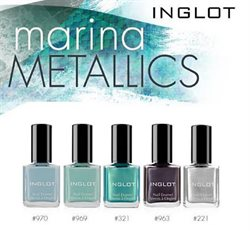 Offers from Inglot in the Delhi leaflet