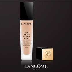 Offers from Lancôme in the Mumbai leaflet