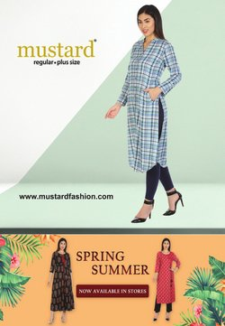 Clothes, shoes & accessories offers in the Mustard catalogue ( Expires today)