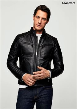 Leather jacket offers in the Mango catalogue in Delhi