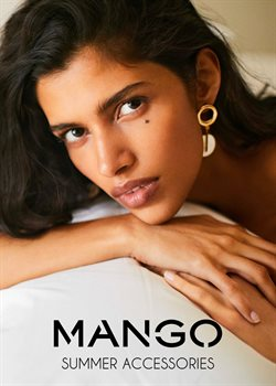 Necklace offers in the Mango catalogue in Delhi