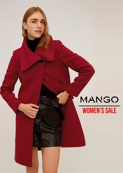 Offers from Mango in the Bangalore leaflet