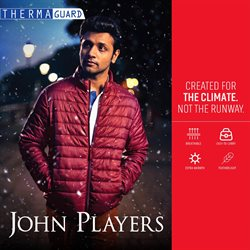John Players catalogue ( More than a month )