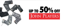Offers from John Players in the Delhi leaflet