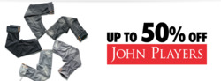 Season offers in the John Players catalogue in Malegaon