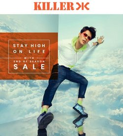 Killer Jeans offers in the Killer Jeans catalogue ( More than a month)