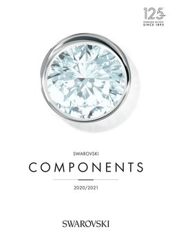 Jewellery offers in the Swarovski catalogue ( 8 days left)