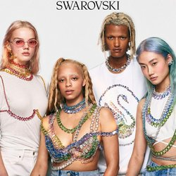 Jewellery offers in the Swarovski catalogue ( More than a month)