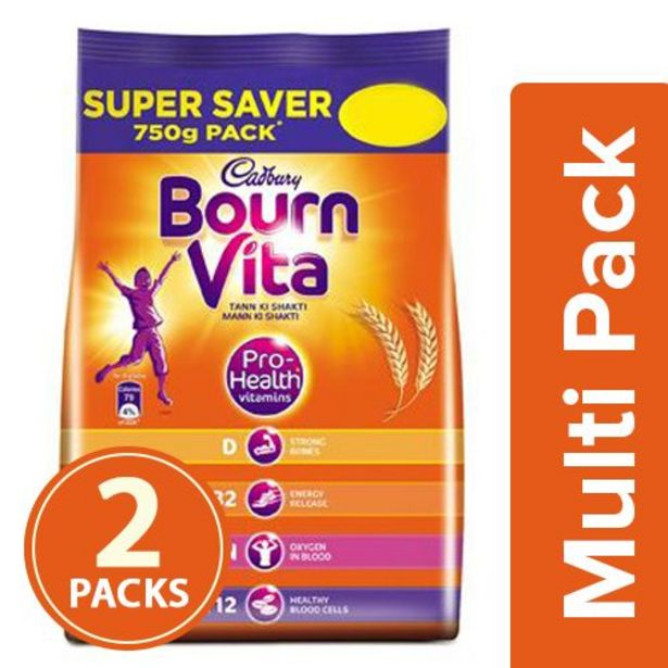 Bournvita Pro-Health Drink - Chocolate offer at ? 464.64