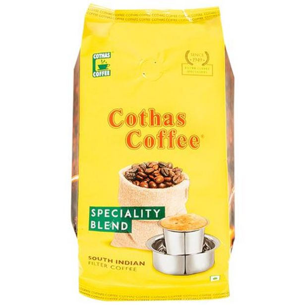 Cothas Coffee  offer at ? 235