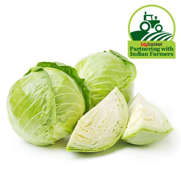 Fresho Cabbage offer at ? 11