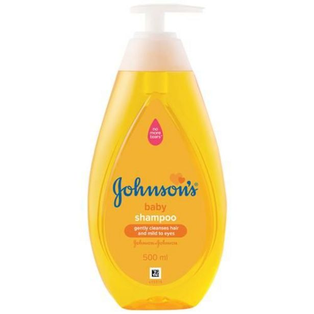 Johnson's baby No More Tears Baby Shampoo offer at ? 352.8