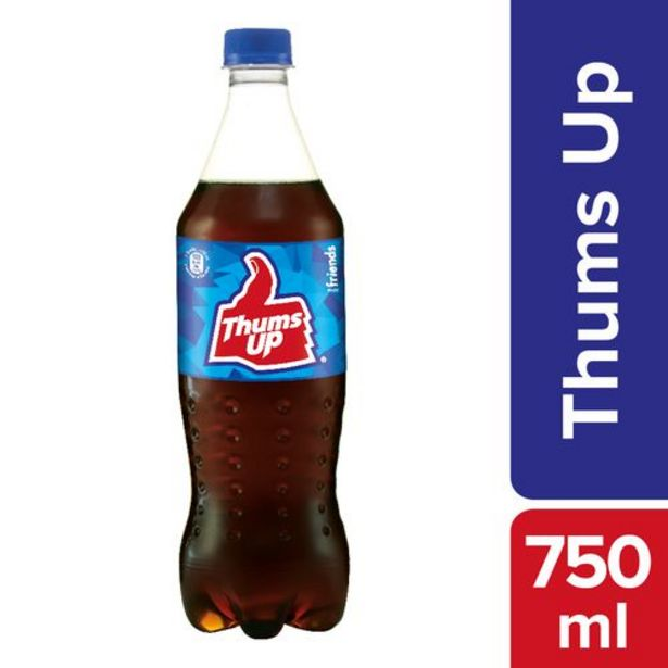 Thums Up Soft Drink offer at ? 30