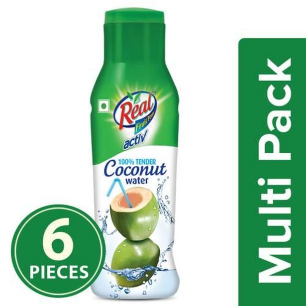Real Activ 100 % Coconut Water - With No Added Sugar offer at ? 224.99
