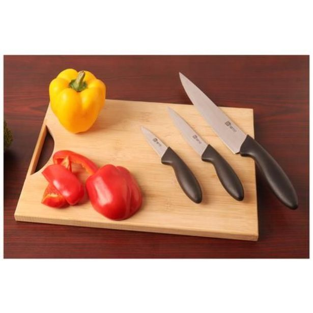 BB Home Kitchen Knife Set Stainless Steel offer at ? 149