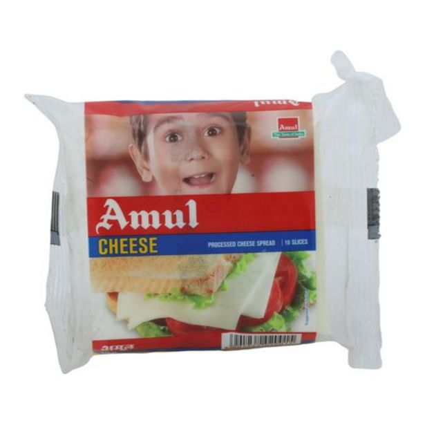 Amul Cheese Slices offer at ? 107