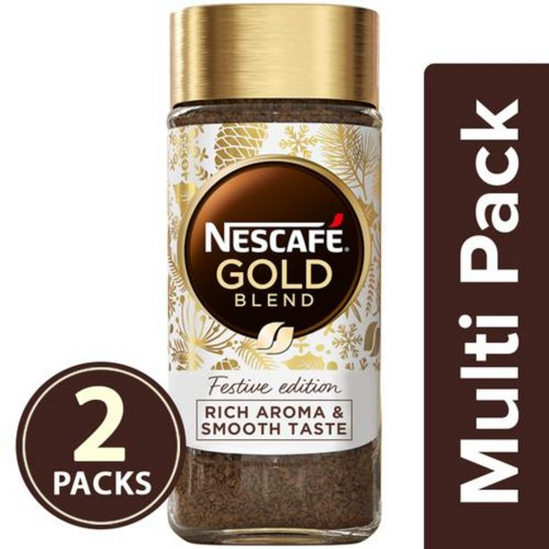 Nescafe  Blend Instant Coffee Powder - Festive Edition- Rich & Smooth offer at ? 1518.26
