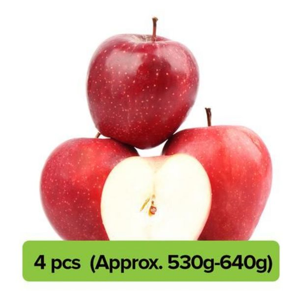 Fresho Apple - Red Delicious, Regular offer at ? 170