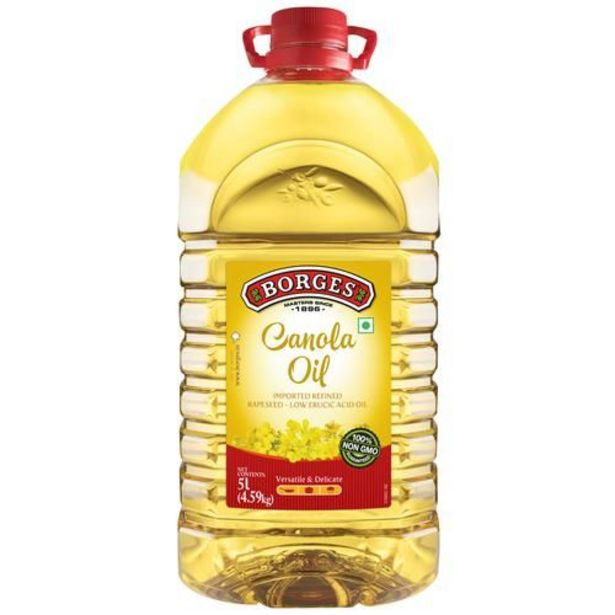 BORGES Canola Oil offer at ? 1193.85