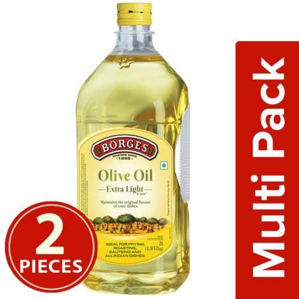 BORGES Olive Oil - Extra Light offer at ? 2116.62