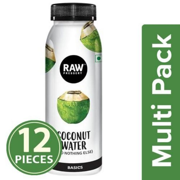 Raw Pressery 100% Natural Coconut Water offer at ? 684.96
