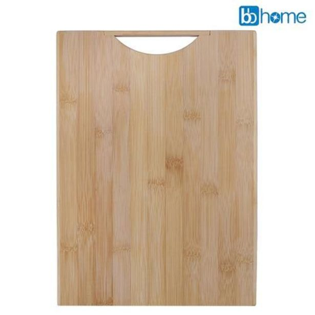 BB Home Chopping Board With Handle - Bamboo Wood, BH 102 offer at ? 249