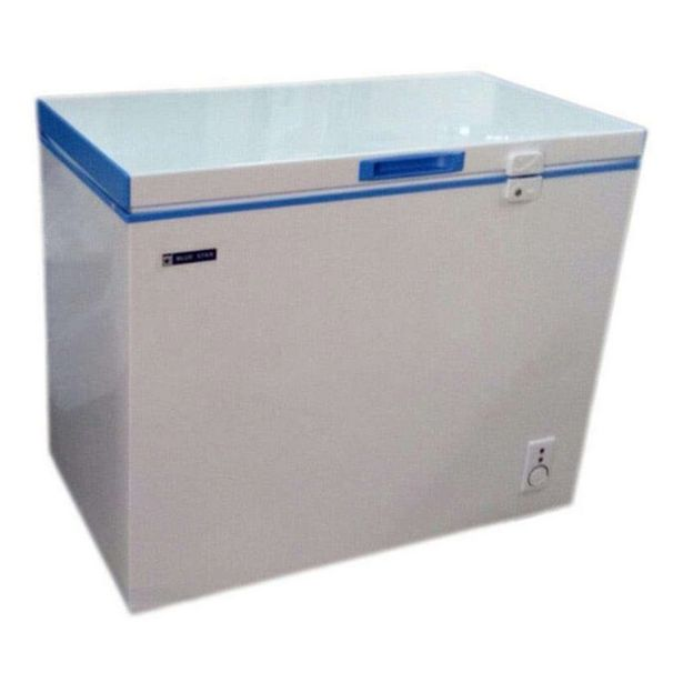 Blue Star CHFSD200DHSW/DHPW 192 Ltr Deep Freezer offer at ? 20.8