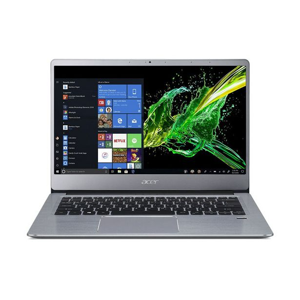Acer Swift 3 SF314 (AMD Athlon Dual Core/4GB RAM/1TB HDD/14 (35.56cm)/Integrated graphics/Win 10) offer at ? 34.999