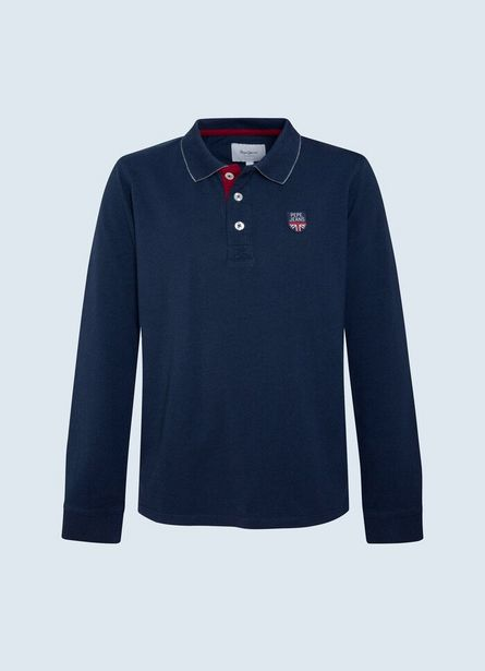 PHILLIP POLO SHIRT WITH SHIELD offer at ? 3400