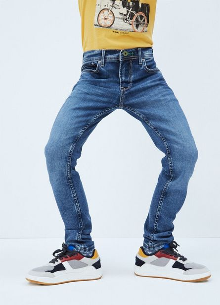 FINLY SKINNY FIT LOW WAIST JEANS offer at ? 4700
