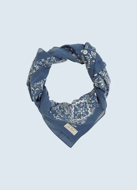 YUNKERA  PAISLEY PRINT SCARF offer at ? 2450