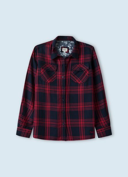 IRE CHECKED SHIRT offer at ? 4.75