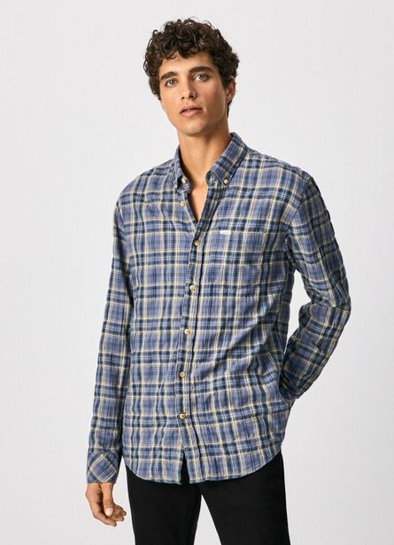 BILL FLANNEL CHECK SHIRT offer at ? 8.05