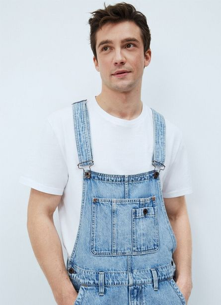 DOUGIE TAPER DENIM DUNGAREE offer at ? 14300